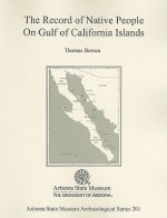 Record of Native People on Gulf of California Islands