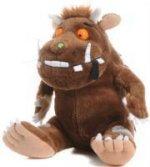 Gruffalo Sitting Plush Toy (23cm)