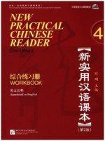 New Practical Chinese Reader vol.4 - Workbook