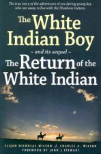 White Indian Boy