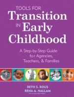 Tools for Transition in Early Childhood