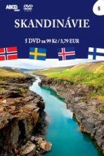 Skandinávie - 5 DVD