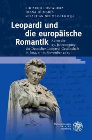 Leopardi und die europäische Romantik