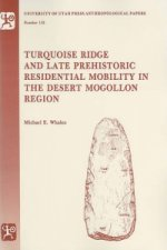 Turquoise Ridge and Late Prehistoric Residential Mobility in the Desert Mogollon Region