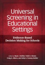 Universal Screening in Educational Settings
