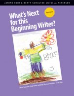 What's Next for This Beginning Writer