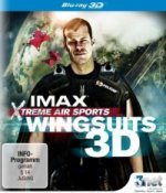 Wingsuits 3D (IMAX Xtreme Air Sports), 1 Blu-ray