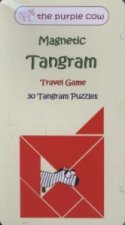 Magnetic Travel Game, Tangram
