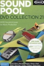 MAGIX Soundpool DVD Collection 21, DVD-ROM