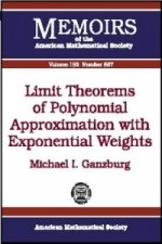 Limit Theorems of Polynomial Approximation with Exponential Weights