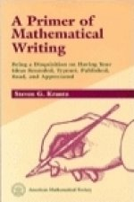 Primer of Mathematical Writing