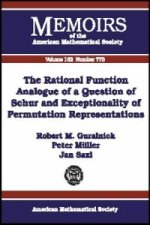 Rational Function Analogue of a Question of Schur and Exceptionality of Permutation Representations