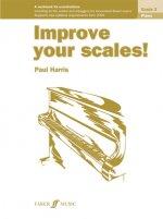 Improve your scales! Piano Grade 3
