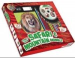 Garry Fleming's How to Draw Safari & Mountain Animals