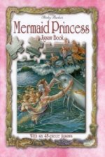 Mermaid Princess Jigsaw Book