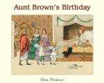 Aunt Brown's Birthday