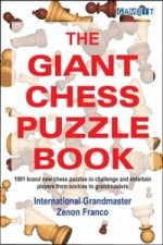 Giant Chess Puzzle Book