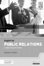 English for Public Relations in Higher Education Studies