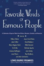 Favorite Words of Famous People