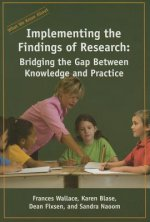 Implementing the Findings of Research