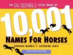 Incredible Little Book of 10, 001 Names for Horses
