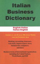 Italian Business Dictionary