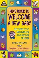 Kids Book to Welcome a New Baby