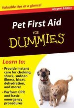 Pet First Aid for Dummies