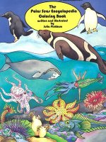 Polar Seas Encyclopedia Coloring Book