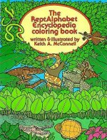 Reptalphabet Encyclopedia Coloring Book