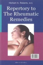 Repertory to the Rheumatic Remedies