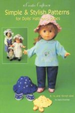 Simple and Stylish Patterns for Dolls Hats and Shoes