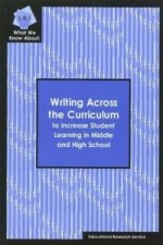 What We Know About: Writing Across the Curriculum to Increase Student Learning in Middle & High School