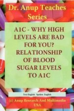 A1C - Why High Levels are Bad for You? Relationship of Blood Sugar Levels to A1C