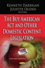 Buy American Act & Other Domestic Content Legislation