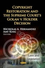 Copyright Restoration & the Supreme Court's Golan v. Holder Decision