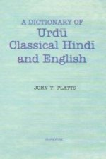 Dictionary of Urdu, Classical Hindi and English