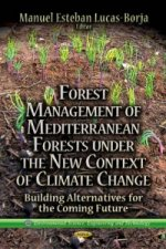 Forest Management of Mediterranean Forests Under the New Context of Climate Change