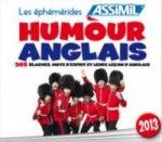 Humour Anglais