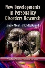 New Developments in Personality Disorders Research