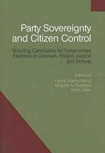 Party Sovereignty and Citizen Control