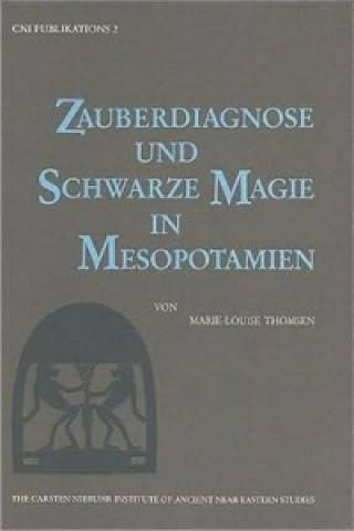 Zauberdiagnose und Schwarze Magie in Mesopotamien