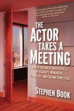 Actor Takes a Meeting