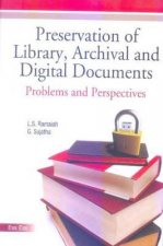 Preservation of Library Archival & Digital Documents