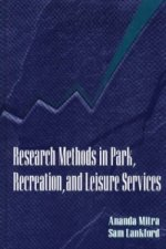 Research Methods in Park, Recreation and Leisure Services