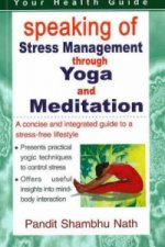 Speaking of Stress Management Through Yoga and Meditation