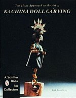 Hopi Approach to the Art of Kachina Doll Carving