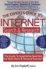Expert's Guide to Internet Search and Research
