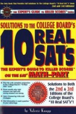 Solutions to the College Board's 10 Real SATs