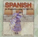 10 Minutes a Day Audio CD Wallet: Spanish